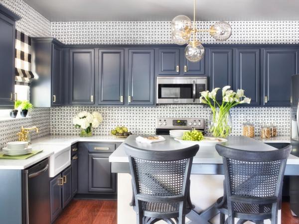 Красивые интерьеры кухонь - 2016-12