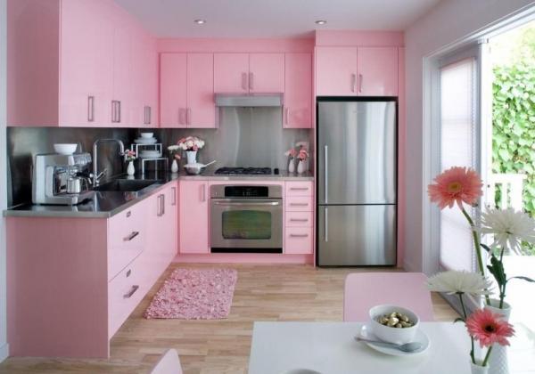Красивые интерьеры кухонь - 2016-2