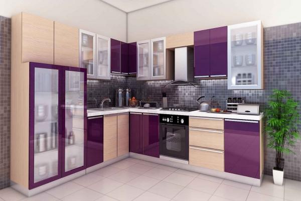 Красивые интерьеры кухонь - 2016-4