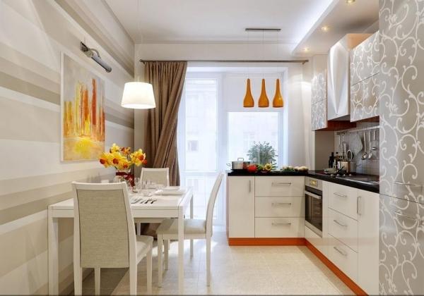 Красивые интерьеры кухонь - 2016-3