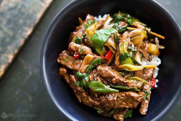рецепты из говядины диетические