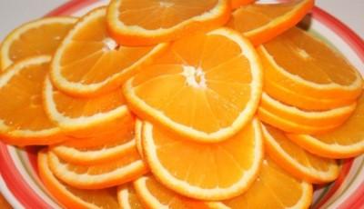 Карамелизованные апельсины
