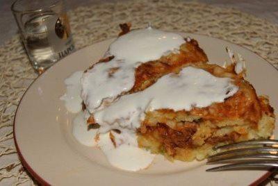 7 рецептов картофельных запеканок