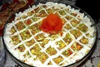 Топ-9 Самых вкусных слоеных салатов
