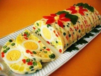 Идеи закусок для праздничного меню