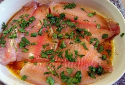 9 маринадов для рыбы