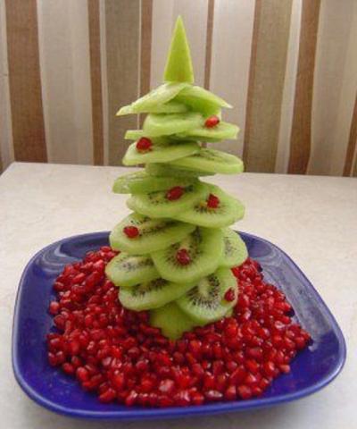 Как оформить нарезку для новогоднего стола