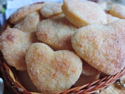 Творожное печенье «Слойка»