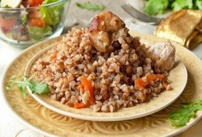 ТОП - 9 вкуснейших блюд с гречкой