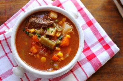 5 знаменитых зимних супов