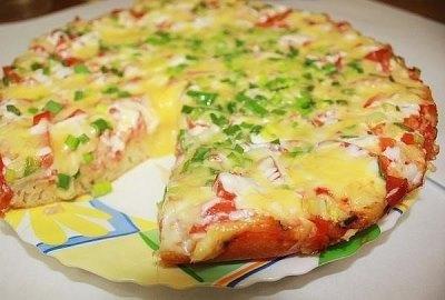 ТОП - 5 рецептов домашней пиццы