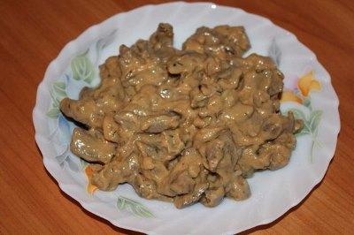 ТОП - 6 блюд из печени