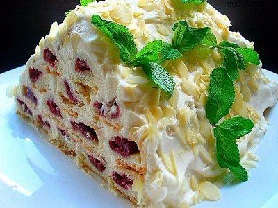 Домашние торты - 6 рецептов