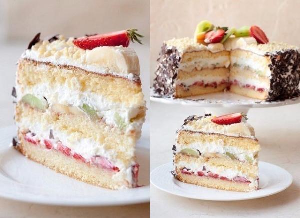 """Торт """" Сама нежность"""""""