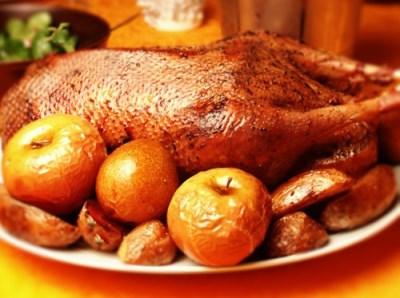 2 рецепта праздничной утки