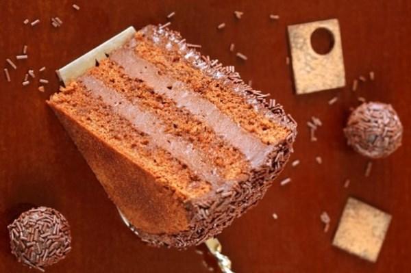 "Бразильский торт ""Brigadeiro"""