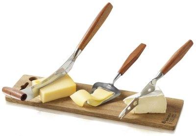 Как правильно нарезать сыр