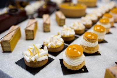 Лимонные тарталетки от Николя Пьеро