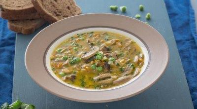 Топ-10 вкусных и низкокалорийных супов