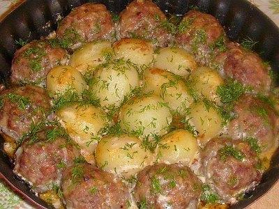 ТОП-6 вкусных рецептов мясных блюд
