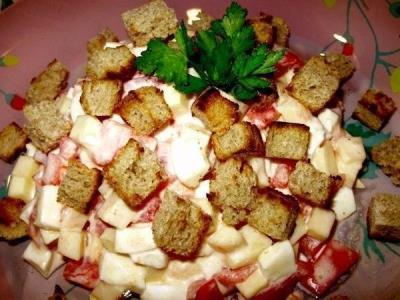 Топ-10 обалденных и вкусных салатов