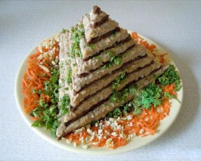 Топ-11Вкусные салаты