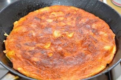 Испанская тортилья с розмарином