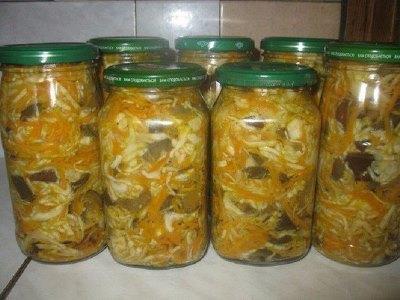Рецепты вкусной капусты