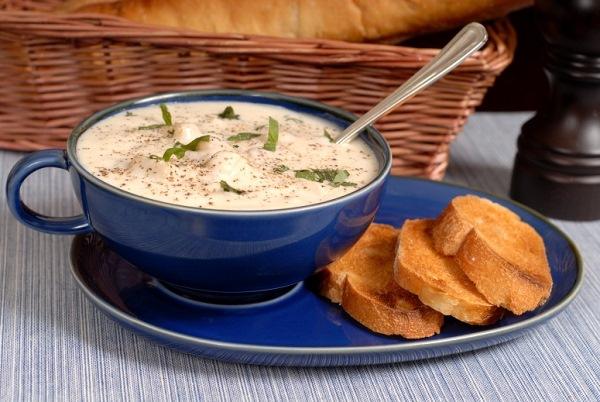 Швейцарский молочный суп Soupe de Сhalet