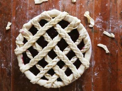 20 идей, как украсить пирог
