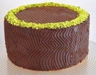 Медовый торт с кремом