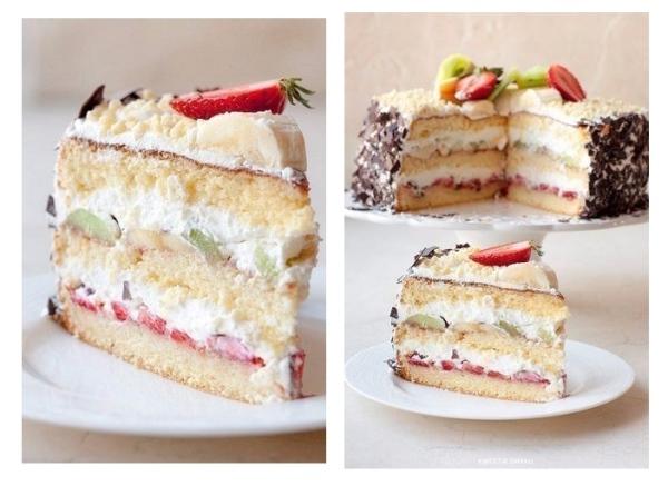 """Торт """"Сама нежность"""""""