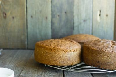 Ягодный торт «Энни Бэрри» 13