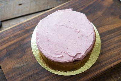Ягодный торт «Энни Бэрри» 22