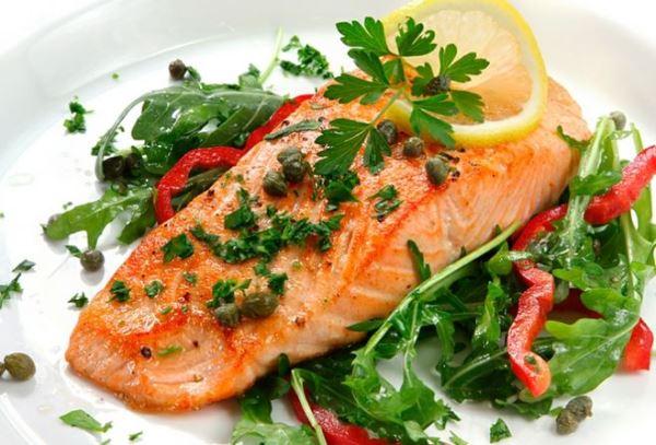 Вкусный гарнир к рыбе 1