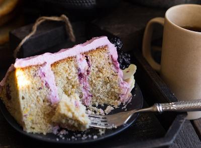 Ягодный торт «Энни Бэрри» 28
