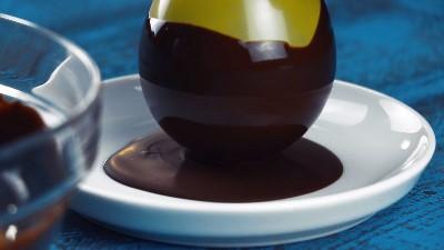 """Десерт """"Пасхальные яйца"""" 4"""