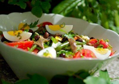 Подборка салатов 5 рецептов 5