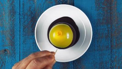 """Десерт """"Пасхальные яйца"""" 5"""