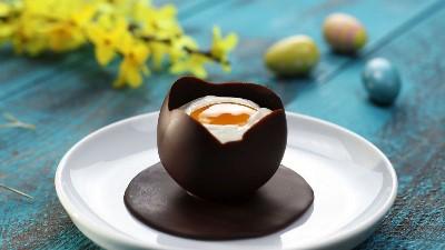 """Десерт """"Пасхальные яйца"""" 7"""
