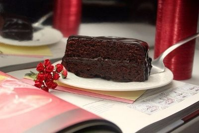 """Торт """"Шоколадная мечта"""" 2"""