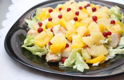 Подборка салатов 5 рецептов 4