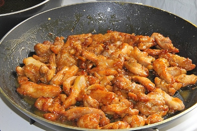 Курица кисло-сладкая по китайски 13