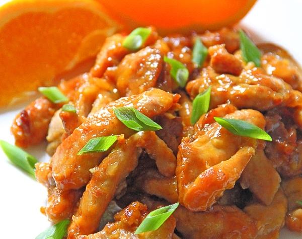 Курица кисло-сладкая по китайски 1