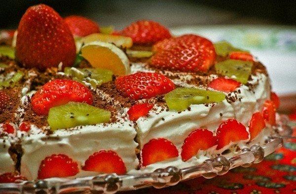 Очень вкусные домашние тортики 1