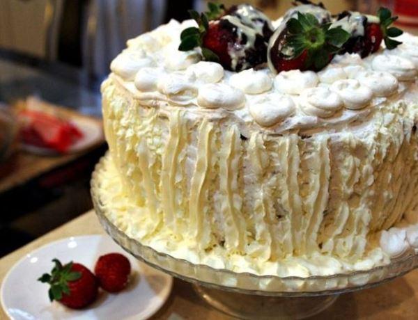 6 рецептов изумительных тортов