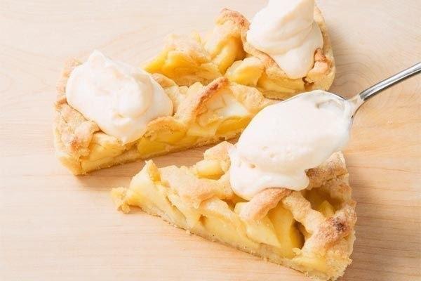 Яблочный пирог по немецкому рецепту 1