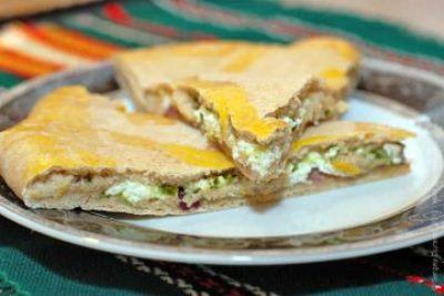 Фокачча с сыром 15