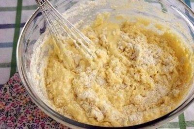 Мягкое сметанное печенье 4