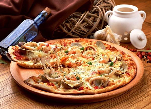 Тесто для пиццы 3 рецепта 1